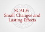 SCALE: Small Changes and Lasting Effects